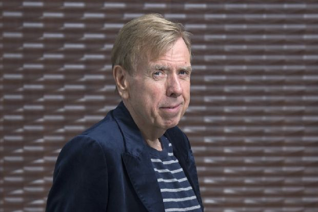 Timothy Spall interview
