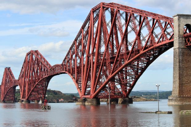 Walking over Forth Bridge could help secure its status as global icon – leader comment