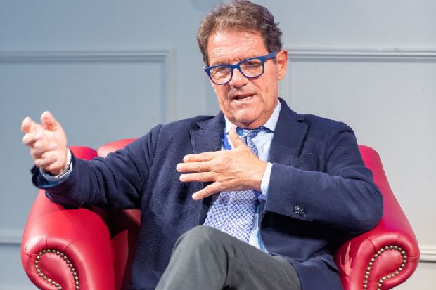How Fabio Capello lost his game of Russian roulette