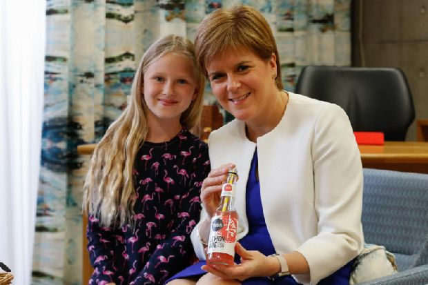 'Scotland's youngest chief executive' eyes growth