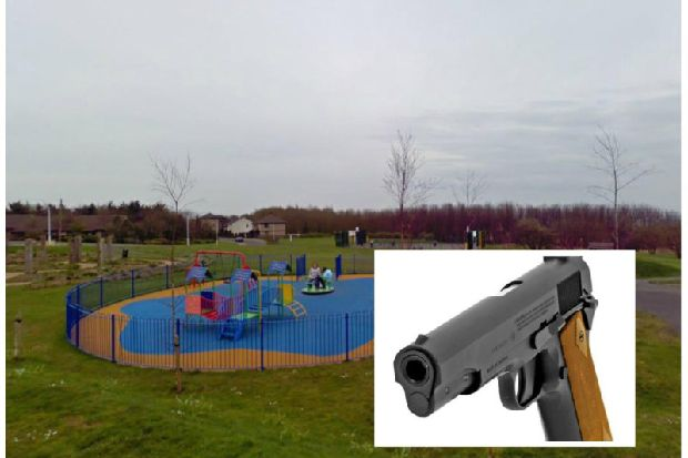 Scottish boy aged 10 nearly blinded after being shot in the face with airgun