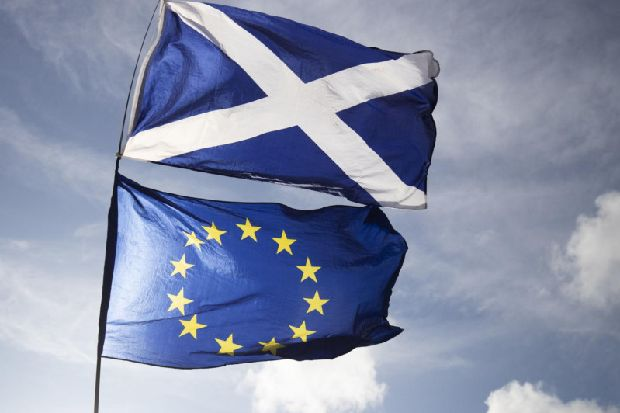 EU citizens feel 'safer' in Scotland than in England, finds report