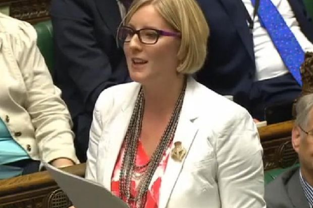 West Lothian MP captures moment MPs sang in Commons in proroguing protest