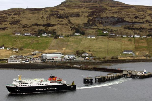 Scottish island chocolate maker blames Brexit for collapse of business