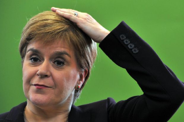 Why SNP is even more extreme than under Alex Salmond – Martin Whitfield