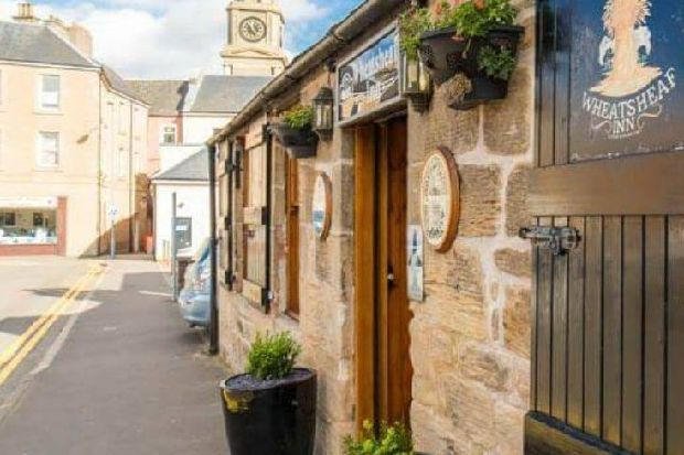 Cask ale buffs serve up 'Your Beer is Good' rating for two Falkirk pubs