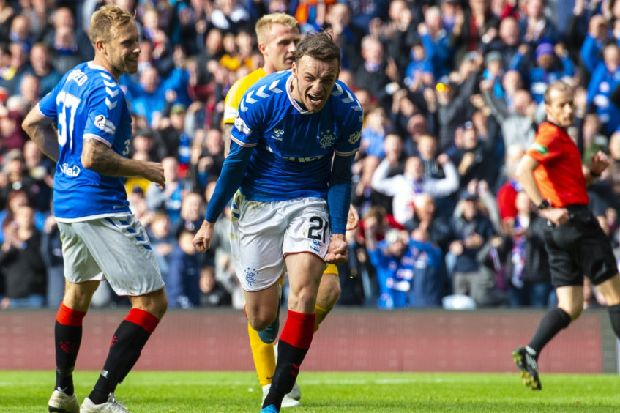 Rangers are still living dangerously at Ibrox