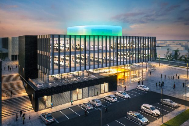 Morrison Construction to break ground at Halo's £63m Kilmarnock innovation hub