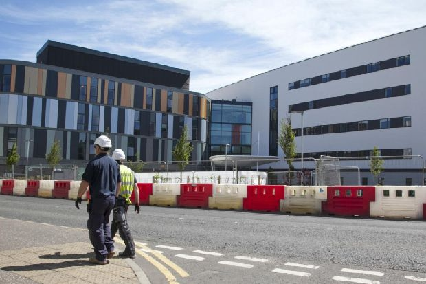 Demand for hard-hitting remit for new body after Edinburgh's Sick Kids debacle