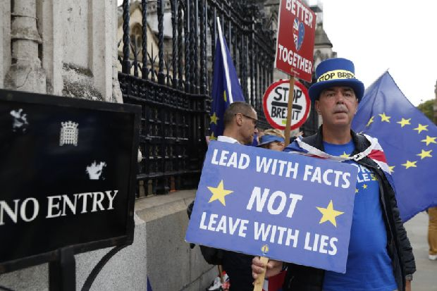 Brexit: We must be honest about effects of 'disastrous' no-deal – Derek Mackay