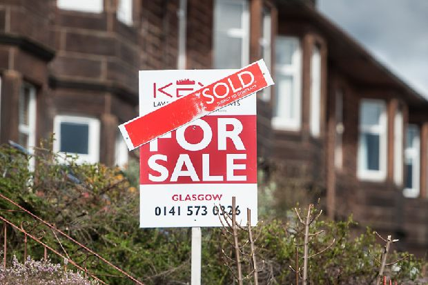 Three-bed homes in Scotland are 'golden ticket' for quick sale