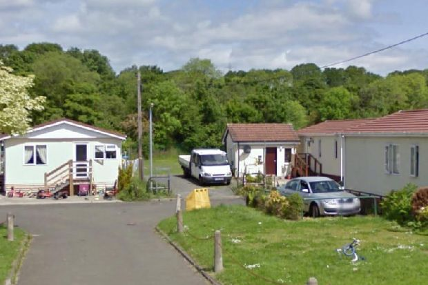 Families ill with vomiting bugs and diarrhoea after sewage floods Scottish caravan park