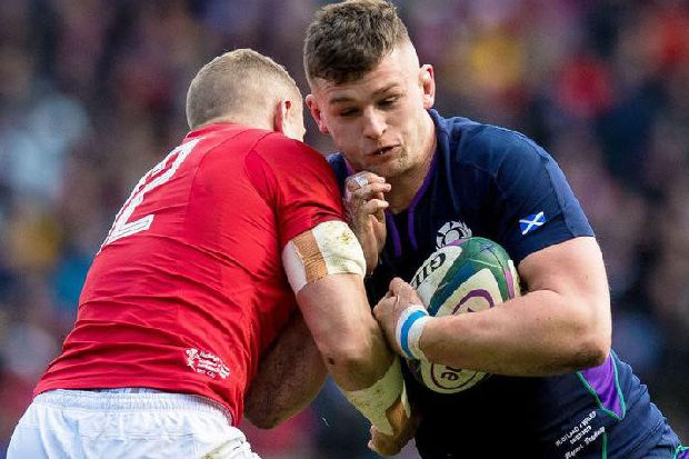 Rugby World Cup: Magnus Bradbury in standby limbo as Jamie Ritchie set to miss Ireland clash