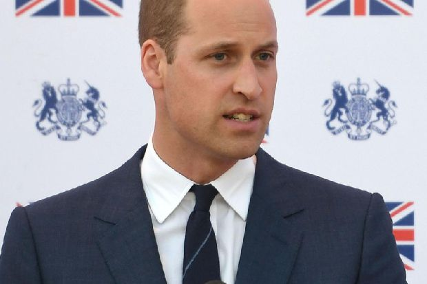 David Cameron reveals Prince William told him to imagine FIFA voter naked