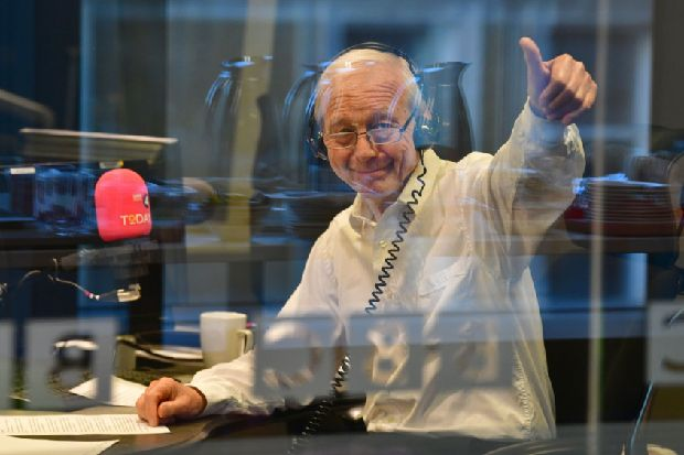 Why we should heed John Humphrys' sign-off from BBC Radio 4's Today programme – leader comment