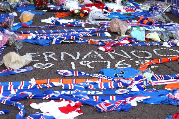 High-octane night at Ibrox a fitting tribute to Fernando Ricksen