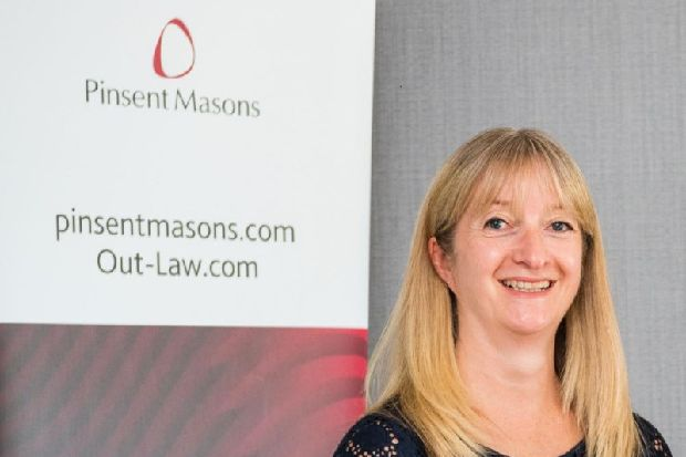 Change of chair in Scotland for legal giant Pinsent Masons