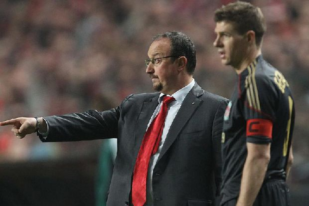 Why Rafa Benitez thinks Rangers manager Steven Gerrard will be a success