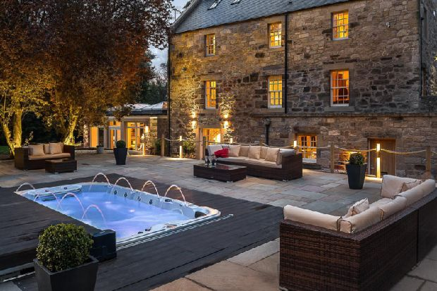 Dalkeith's Old Millhouse rural retreat given five-star rating by VisitScotland