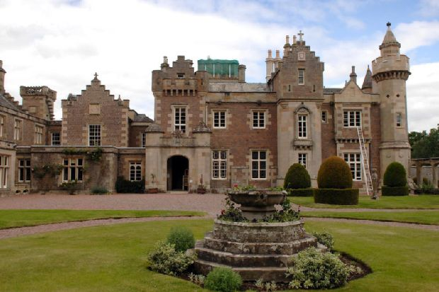 Bad weather blamed for £60,000 losses at former home of Sir Walter Scott
