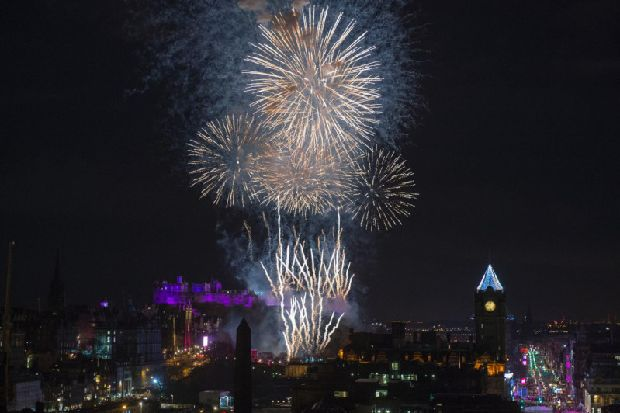 Edinburgh's Hogmanay celebrations to run from 11.30am to 4am and expand to the Royal Mile