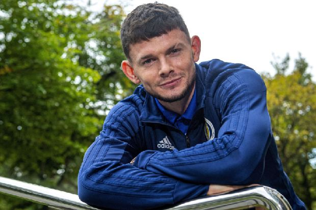 Interview: Oliver Burke on being left out by Scotland, feeling the pressure at Celtic and his loan move to Spain