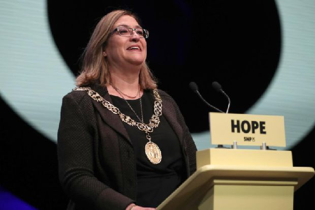 Glasgow Lord Provost apologises after outrage over expenses