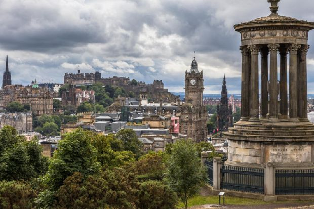 Edinburgh students get guide to city slang