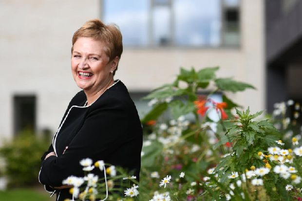 The Big Interview: The Prince & Princess of Wales Hospice CEO Rhona Baillie