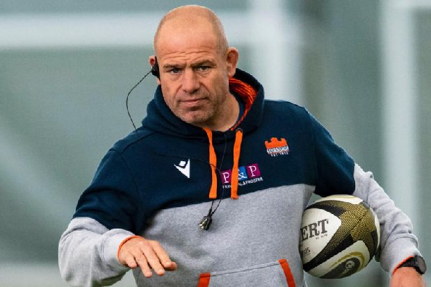 Edinburgh head coach admits 'better team won' after heavy defeat in Dublin