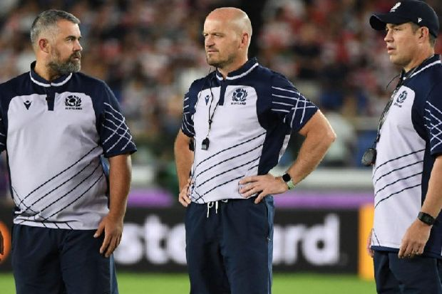 'It's hard to argue we are going forwards' - Former Scotland internationals have their say on Rugby World Cup exit