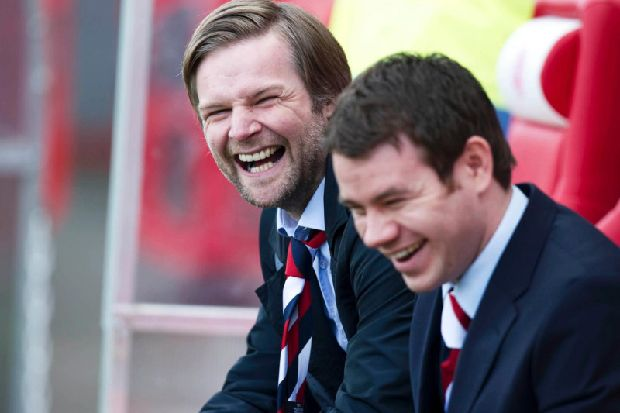 Rangers make Premier League signing as Ross Wilson becomes club's new sporting director