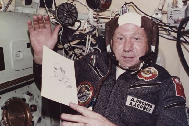 Obituary: Alexei Leonov, cosmonaut who made history as the first man to walk in space