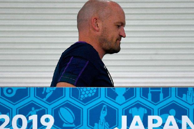 Gregor Townsend wants to continue as Scotland coach despite Rugby World Cup failure