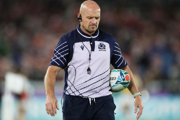 Gregor Townsend accepts decision not his to make over Scotland future