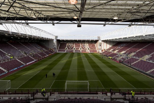 Major sports summit will be held at Tynecastle in Edinburgh next month