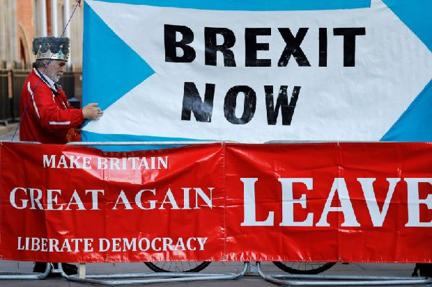 Why diehard nationalists and Brexiteers are wrong about 'independence' – Kenny MacAskill