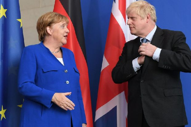 Brexit deal in the balance, Boris Johnson can't dismiss indyref2, DUP rejects Brexit plan - Breakfast Politics Briefing