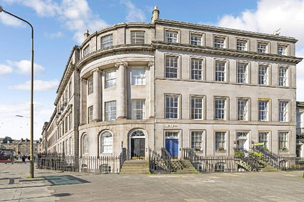 Take a look inside this Georgian flat with beautiful interiors in central Edinburgh