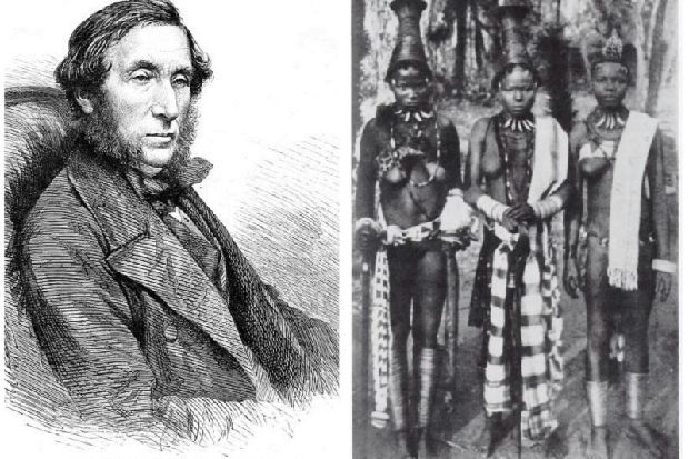 "The Scottish islander who inspired the word for ""white man"" in Nigeria"