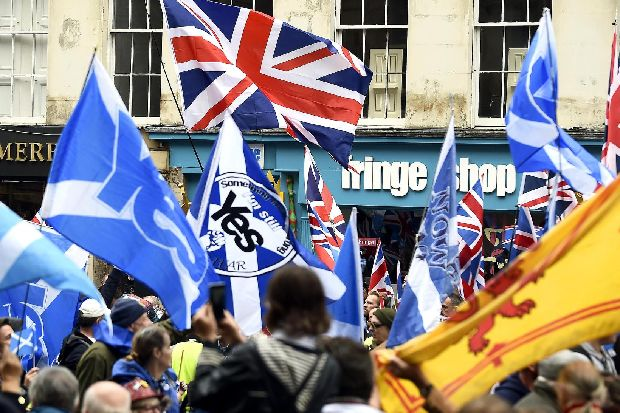 Poll: Majority of English voters think Scotland subsidised by England