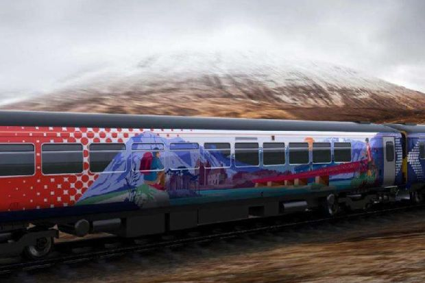 New images of ScotRail's UK-first carriages for carrying cycles on Highland routes unveiled