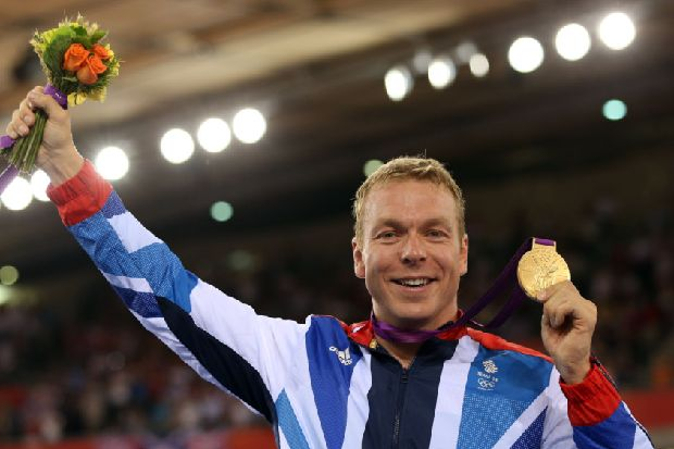 Sir Chris Hoy understands exercise's importance for mental health, and so should everyone – Billy Watson