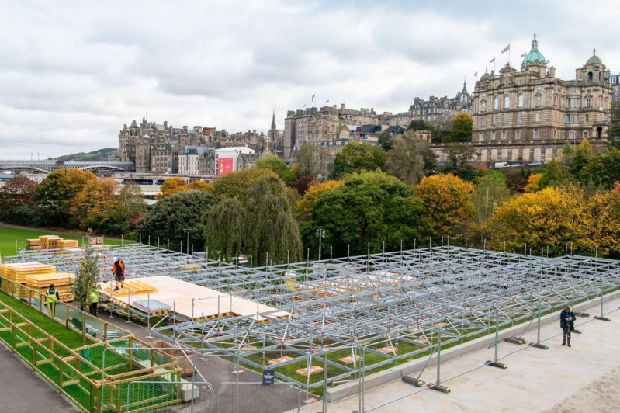 Calls for emergency review of Christmas Market as lack of required planning permission revealed