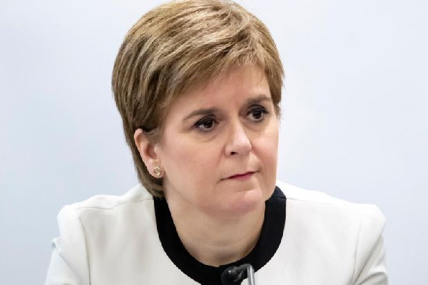 General Election 2019: Nicola Sturgeon says devolution of drugs powers crucial to negotiations