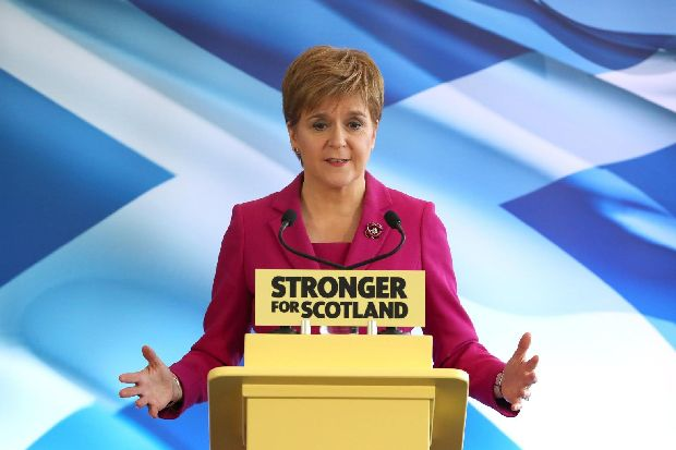 Nicola Sturgeon defends policy over claims of destruction of government notes