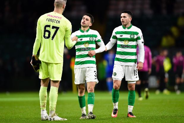 Scottish Football Live: Celtic ace was wanted by Manchester United, Rangers 'target' U21 international and Green Brigade booed over poppy song