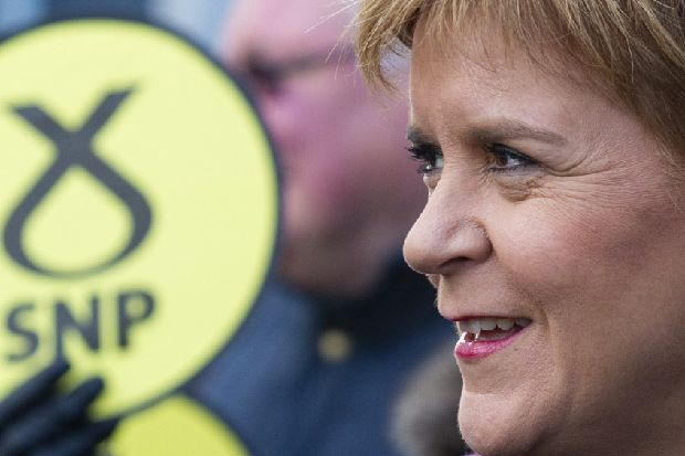 Nicola Sturgeon 'filled with horror' at possibility UK could still crash out of EU