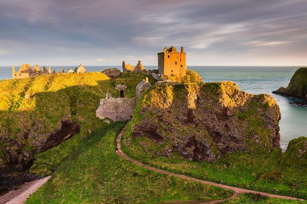 10 stunning Scottish literary locations from famous novels