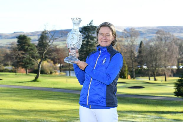 Catriona Matthew: Players tipped decision to go again as Solheim Cup captain